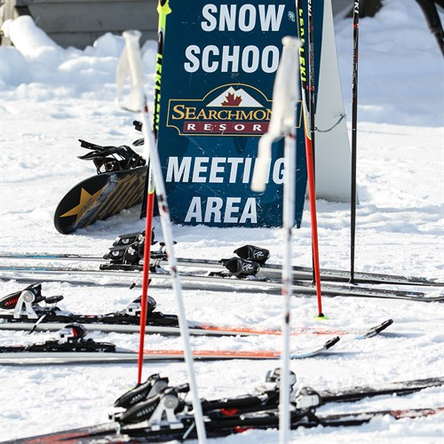 Hit Up Some Lessons At Snow School