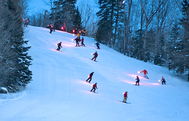 Friday Night - Learn To Ski & Ride